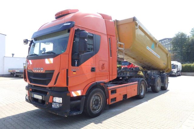 IVECO STRALIS AS440 S46T/P 4x2 EEV TRACTOR HEAD
